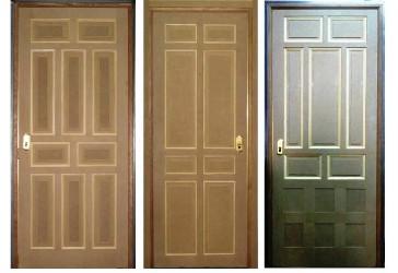Puertas blindadas 690 puertas blindadas antibumping en for Puertas blindadas precios